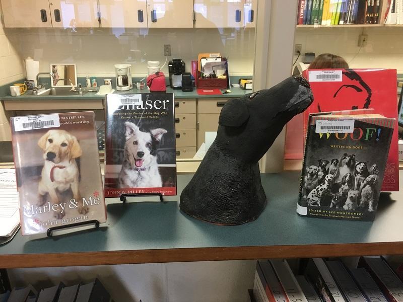 The Doggie, Dog World of Literature!