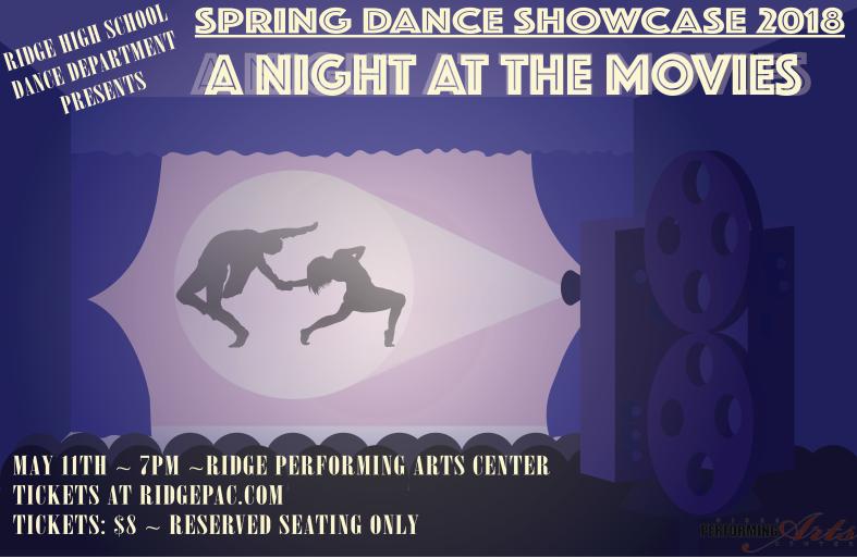 Spring Dance Showcase 2018 Program